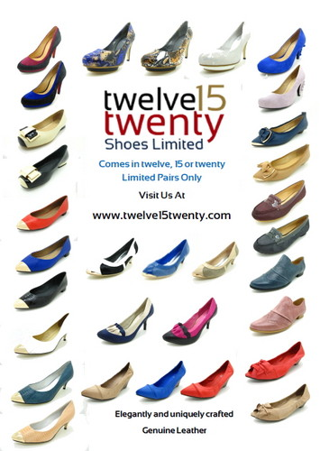 Vogue women shoe in twelve, 15 या twenty limited pairs