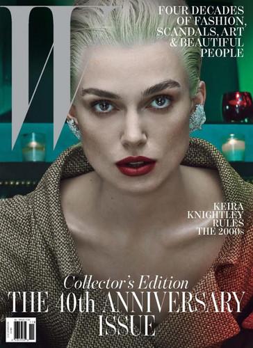 W magazine 2012