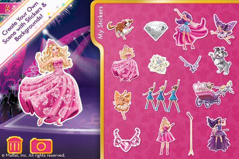 바비 영화 바탕화면 with a sign called WAT??? Purple Hair, Yellow Fairy, New Still?