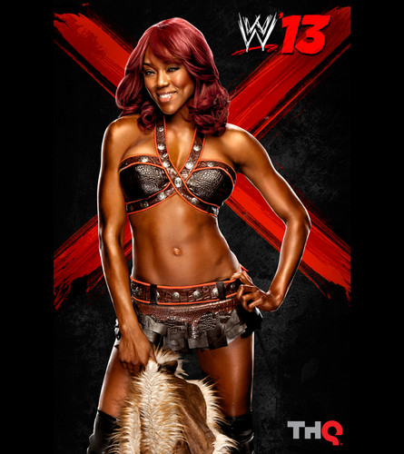 WWE '13 - Alicia fox
