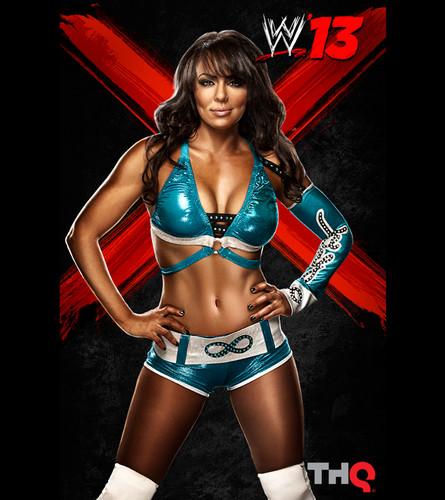 WWE '13 - Layla