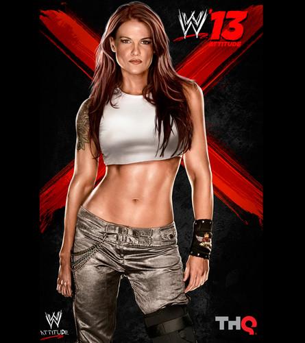 """Amy """"Lita"""" Dumas wallpaper called WWE '13 - Lita"""