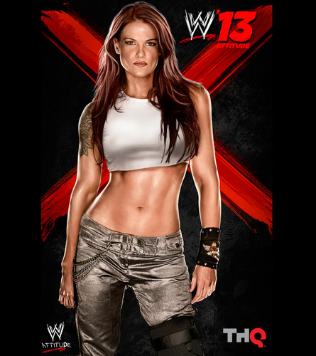 "Amy ""Lita"" Dumas wallpaper entitled WWE '13 - Lita"