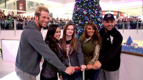 WWE Worldwide - Scotland 2012