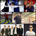 Wantedwednesday Max Jay Tom Nathan Siva - the-wanted fan art