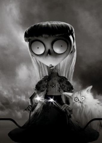 Frankenweenie Weird Girl Frankenweenie Weird Girl