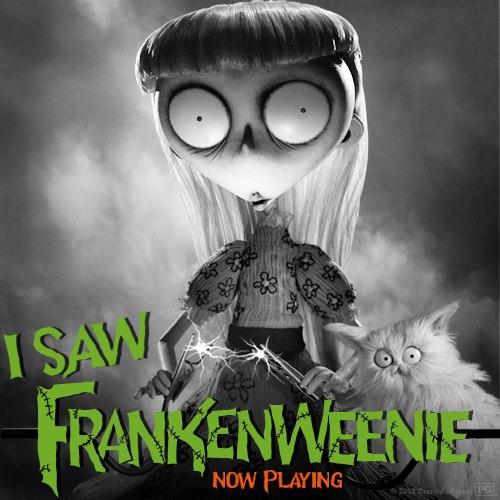 Frankenweenie Weird Girl Weird Girl - Frankenwe...