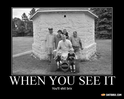 When wewe see it...