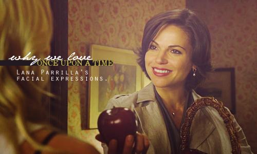 Why we 사랑 OUAT (Regina)