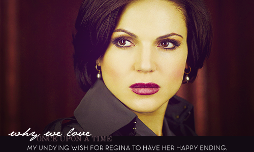 Why we love OUAT (Regina)