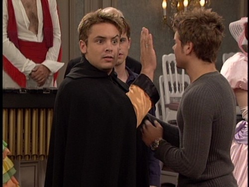Will & Matthew - will-friedle Photo