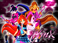 Winx Club Rock'n'Roll - the-winx-club wallpaper