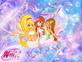 Winx Club Season 5 Wallpaper