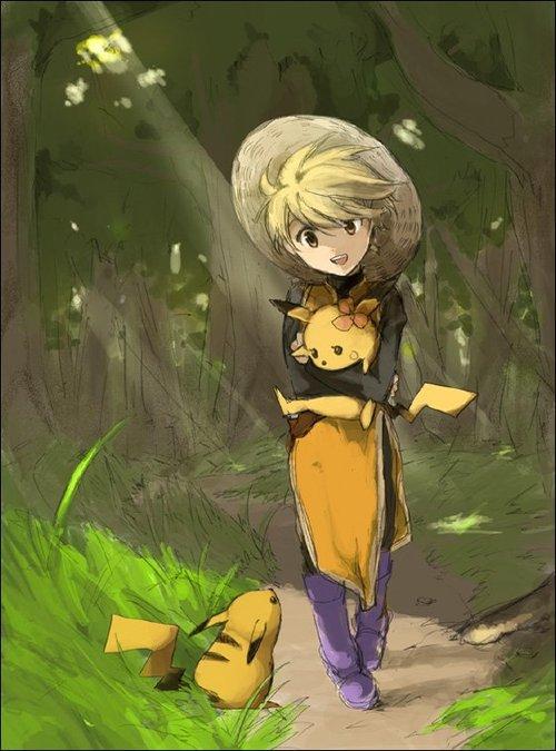Pokemon Adventures Yellow images