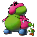 Yoob and Yoshi - super-mario-bros photo