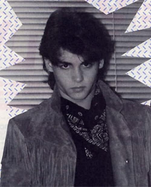 Johnny Depp images Young Johnny♥ wallpaper and background ...