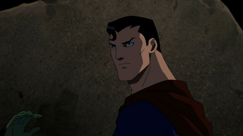 Young Justice-Superman