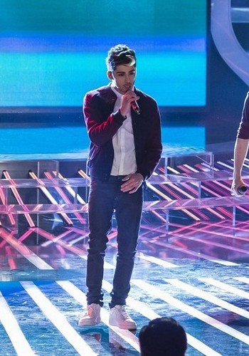 Zayn Malik - X Factor Italy