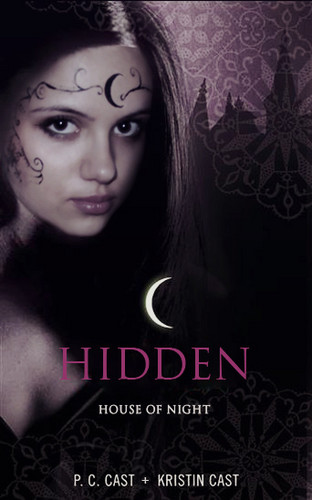Zoey Redbird Sway Sherman Hidden House of Night