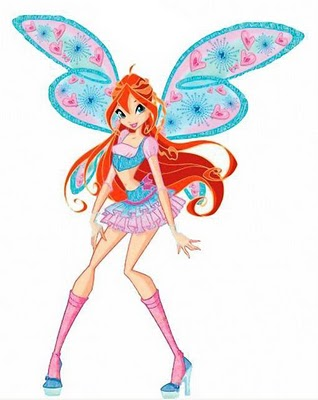 Winx Club hình nền titled bloom believix