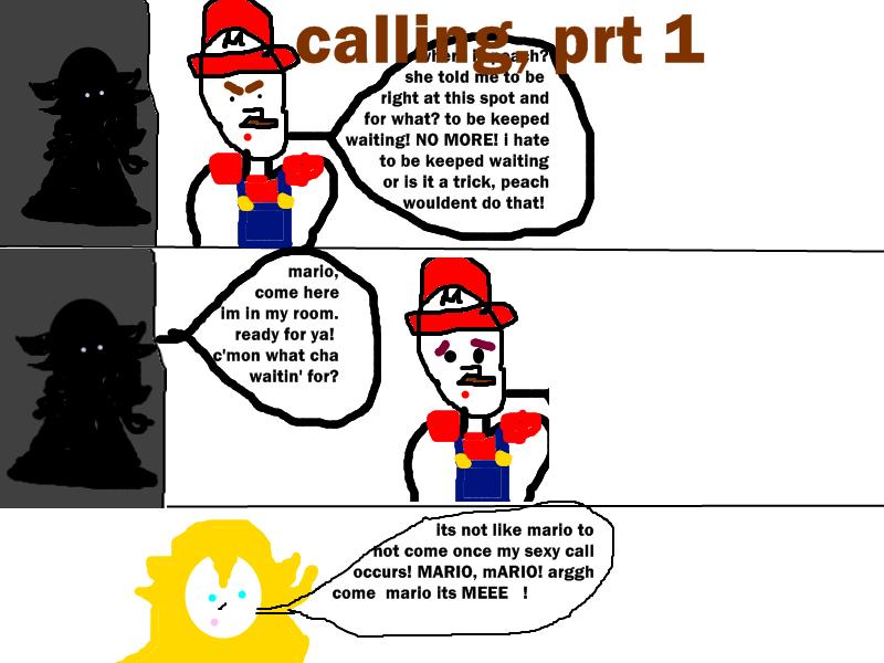 calling, prt 1/2