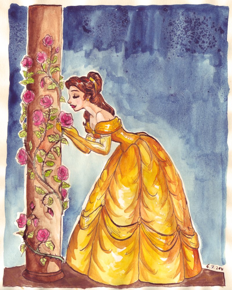 disney princess - Disney Princess Fan Art (32625036) - Fanpop