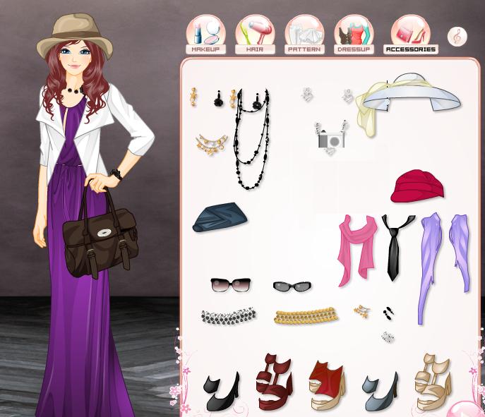 dress up games at Dressup24h.com