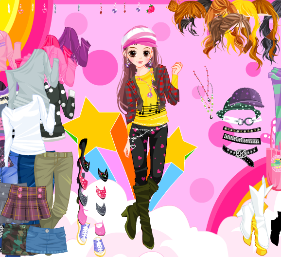 dress up games at dressup24h.com - Dressup24h.com Photo (32645667 ...