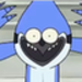 epic face - regular-show icon