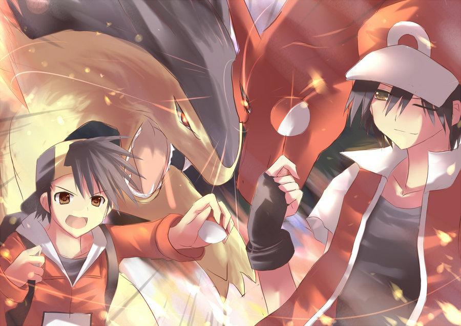 Epic Red Red Pokemon Photo 32627009 Fanpop