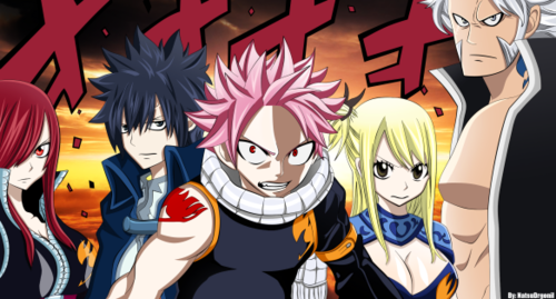 fairy tail team a