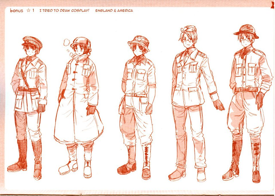 Hetalia images hetalia 39 s new art style o hd wallpaper and for Modern drawing styles
