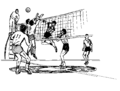 i love volleyball!!! - volleyball photo