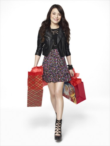 iCarly 'Happy Holidays' Promos - 2011