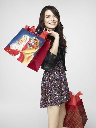 iCarly 'Happy Holidays' Promos - 2011