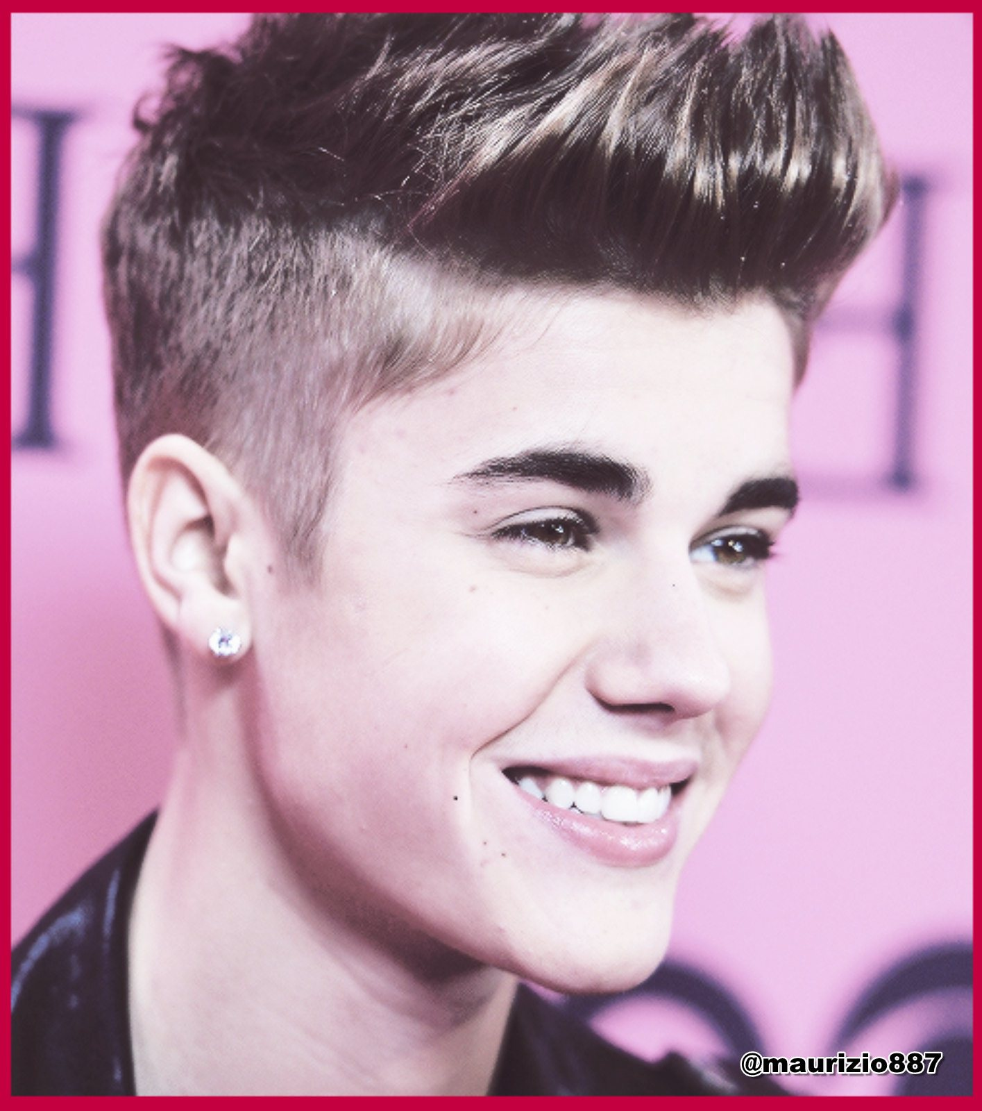 Justin Bieber Vs Fashion Show 2012 Justin Bieber Photo