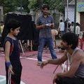 off screen masti