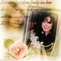 paris say this at michaels memorial :( - michael-jackson photo