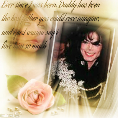 paris say this at michaels memorial :(