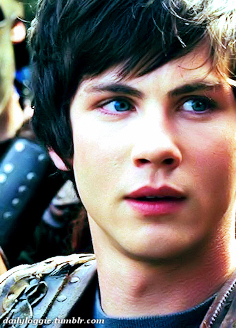 Percy Jackson And Annabeth Chase wallpaper containing a green beret called percy