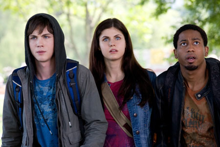 percy - percy-jackson-and-annabeth-chase PhotoPercy Jackson Grover And Annabeth