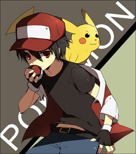 Red (Pokemon) images pokespe red wallpaper and background ...