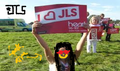 powderham castle jls concert - jls photo