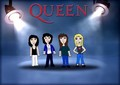 queen cartoon - queen fan art