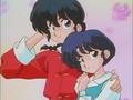 ranma 1/2 ranma and akane 乱あ