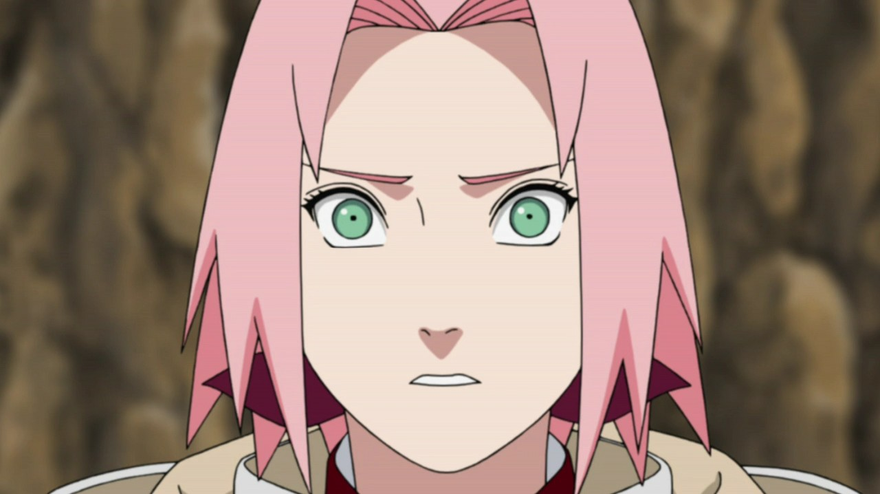 Should sakura haruno pictures this