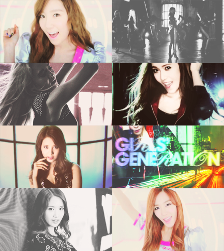 snsd flor power