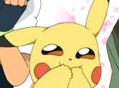 super cute pikachu