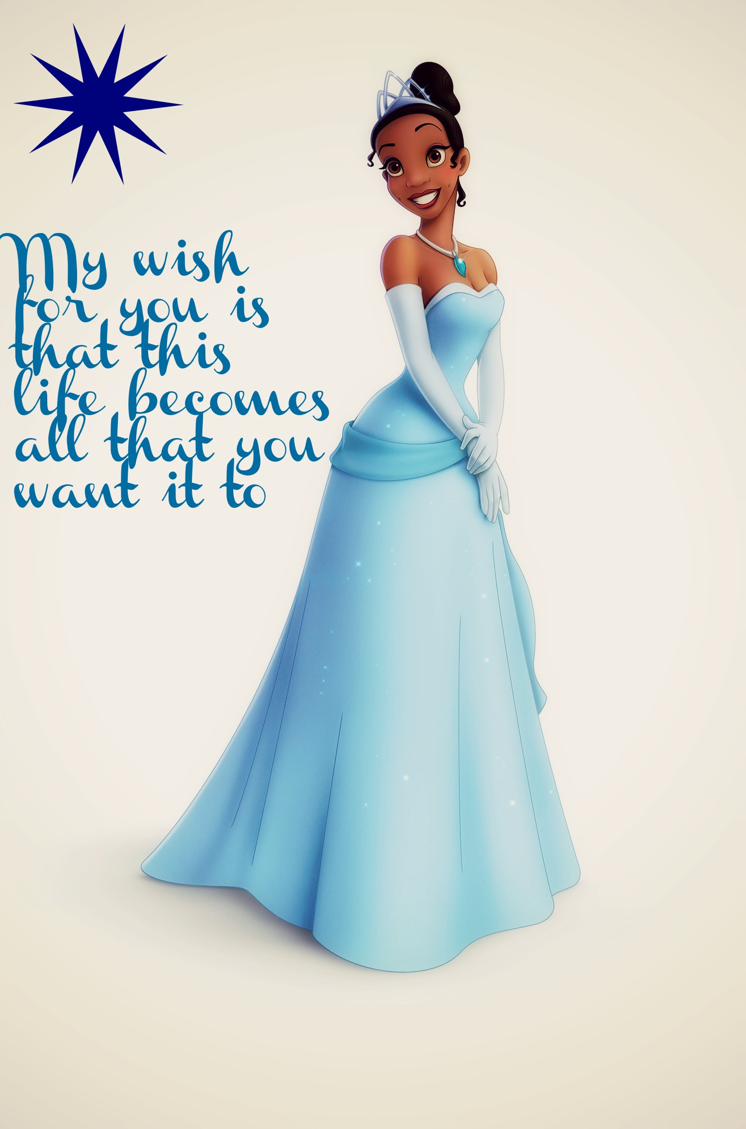 Tiana Disney-princess Fan