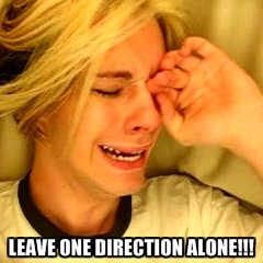 to all u people tha leaked take me home...